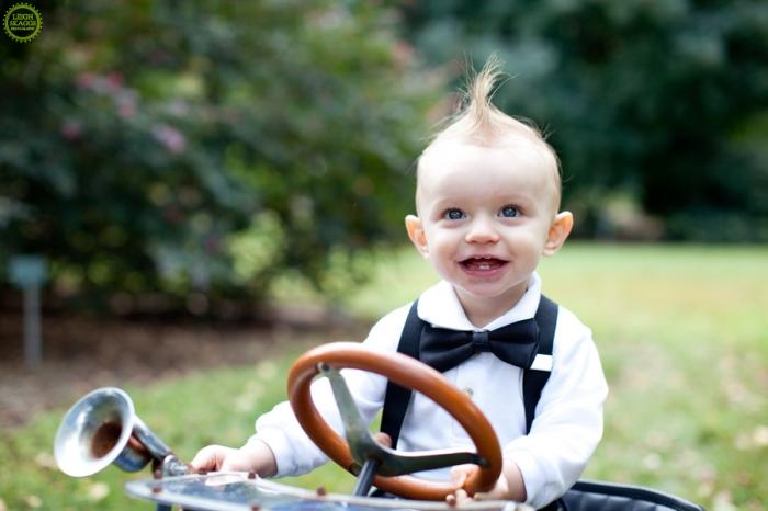 Virginia Childrens Photographer ~Brayden is 1!!!~