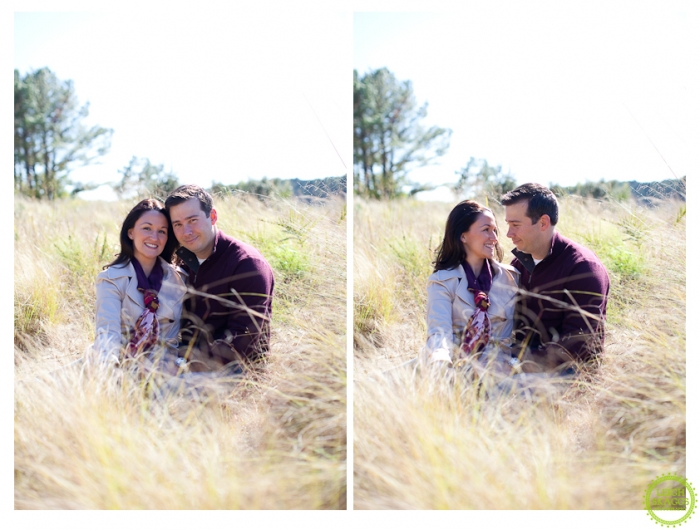 Virginia Beach Virginia Engagement Photographer  ~Lindsey & Scott are Engaged!!~