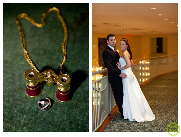 Norfolk Wedding Photographer  ~Lindsey & Scott are Married~  Harrison Opera House Part 2