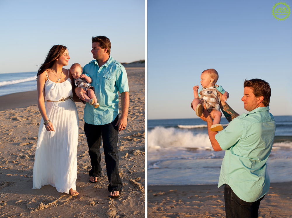 Virginia Beach Family Portrait Photographer ~The Mills Family Portraits~