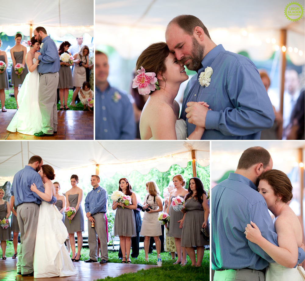 Clarksville Virginia Wedding Photographer ~Emily & Duane are Married~  Part II
