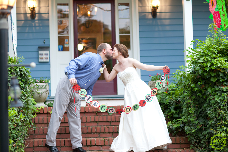 Clarksville Virginia Wedding Photographer ~Emily & Duane are Married!~  Sneak Peek