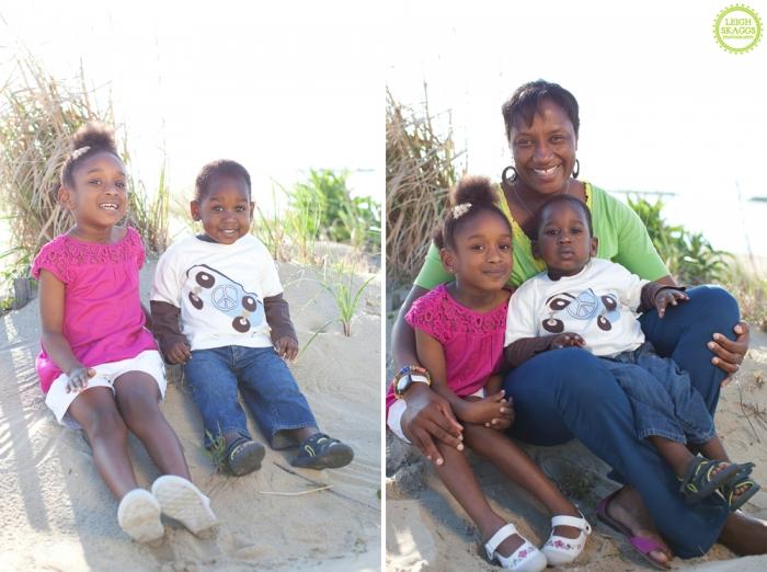 Norfolk Family Portrait Photographer  ~Sena, Aba & Edem~