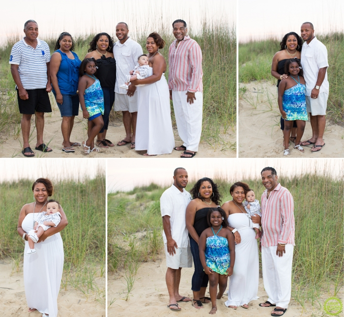 Norfolk Family Portrait Photographer  ~The Cross/Lassiter Family~