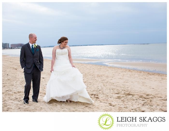 Virginia Beach Wedding Photographer ~Kimberly & Greg are Married~ Sneak Peek
