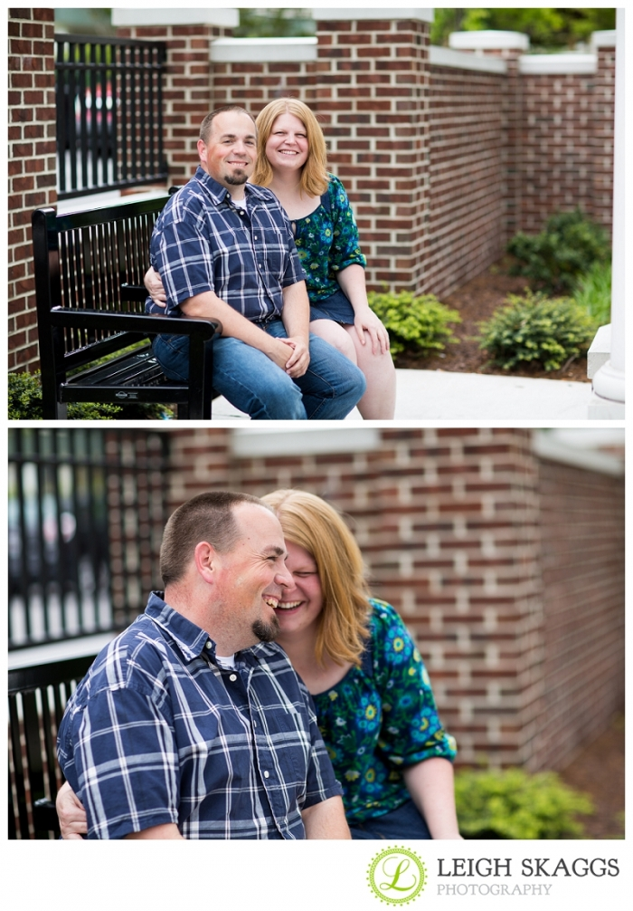 Norfolk Engagement Photographer ~Jessica & Jeremy are Engaged!~