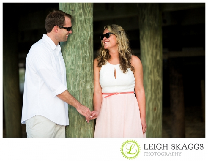 Virginia Beach Engagement Photographer ~Kelly and Todd are Engaged!~