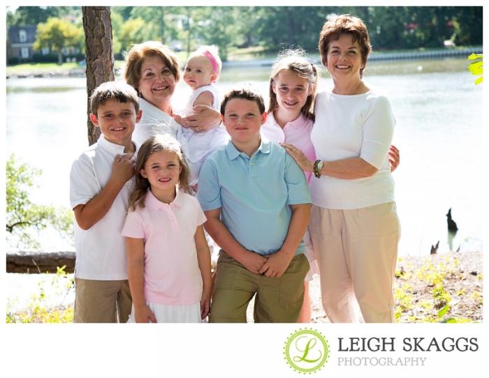 Norfolk Family Portrait Photographer ~Hart Family Reunion in Norfolk~