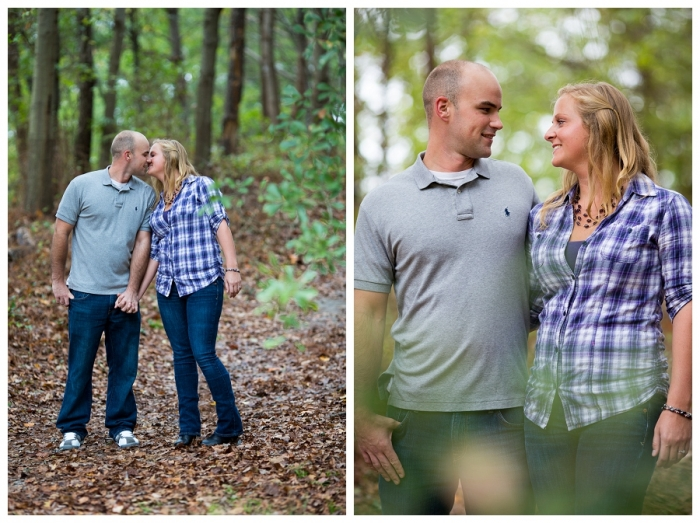 Chesapeake Engagement Photographer ~Krissy & Chris are Getting Married!~
