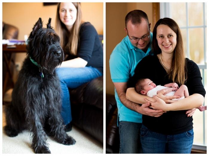 Chesapeake Newborn Photographer ~Welcome to the World Baby T!~