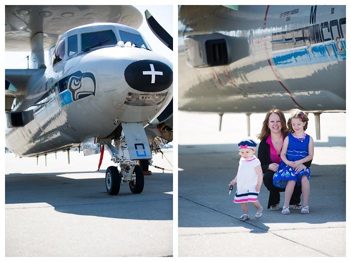 Norfolk Family Portrait Photographer  Nicki, Jeff, Shannon & Nora are Reunited!