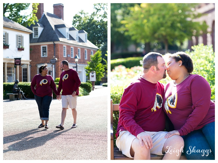 Williamsburg Virginia Engagement Photographer  Veronica & John are getting Married!!