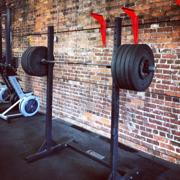 My goal to finish the Crossfit Open.  How I fared!