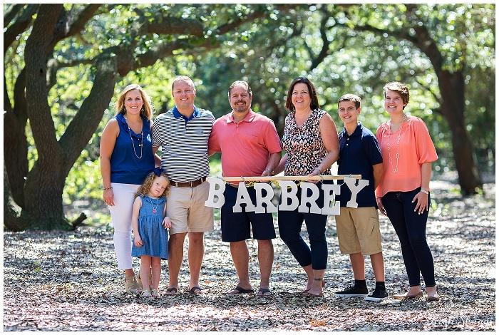 Fun Family Portrait session in Norfolk Virginia!
