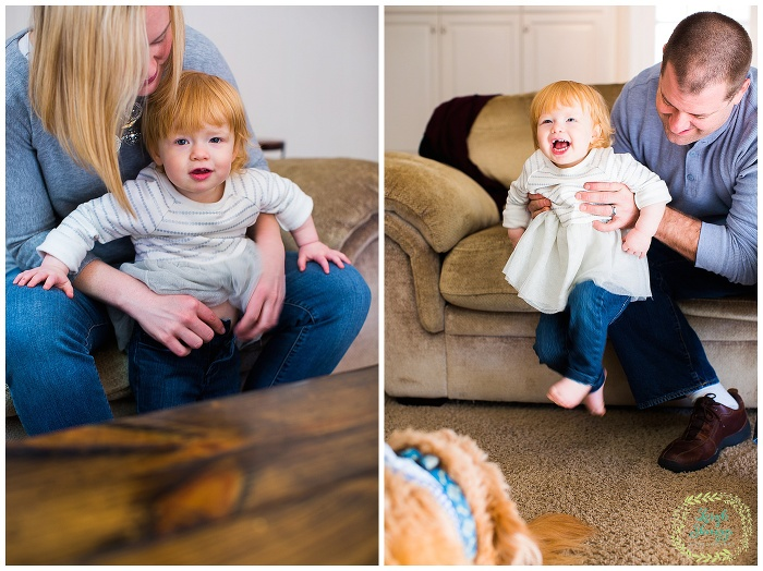 Cindy, Evan and Abby | Virginia Beach Family Portrait