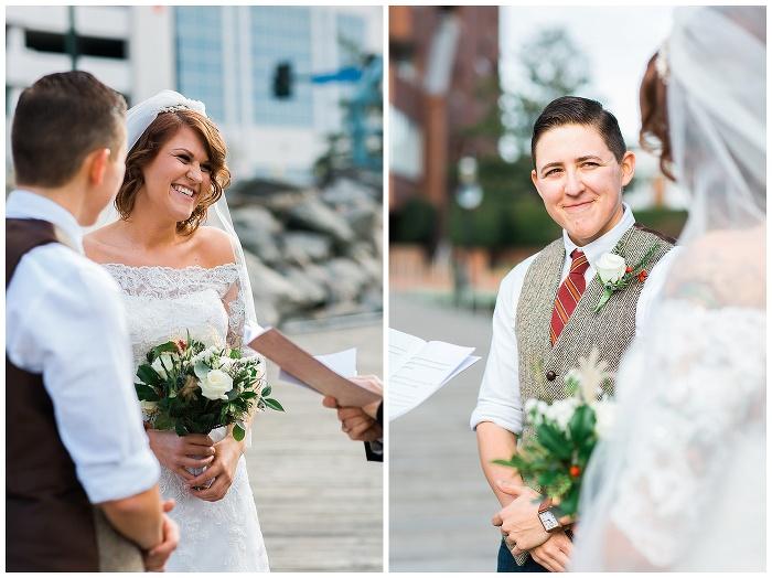 April & Nolen | Nauticus Wedding