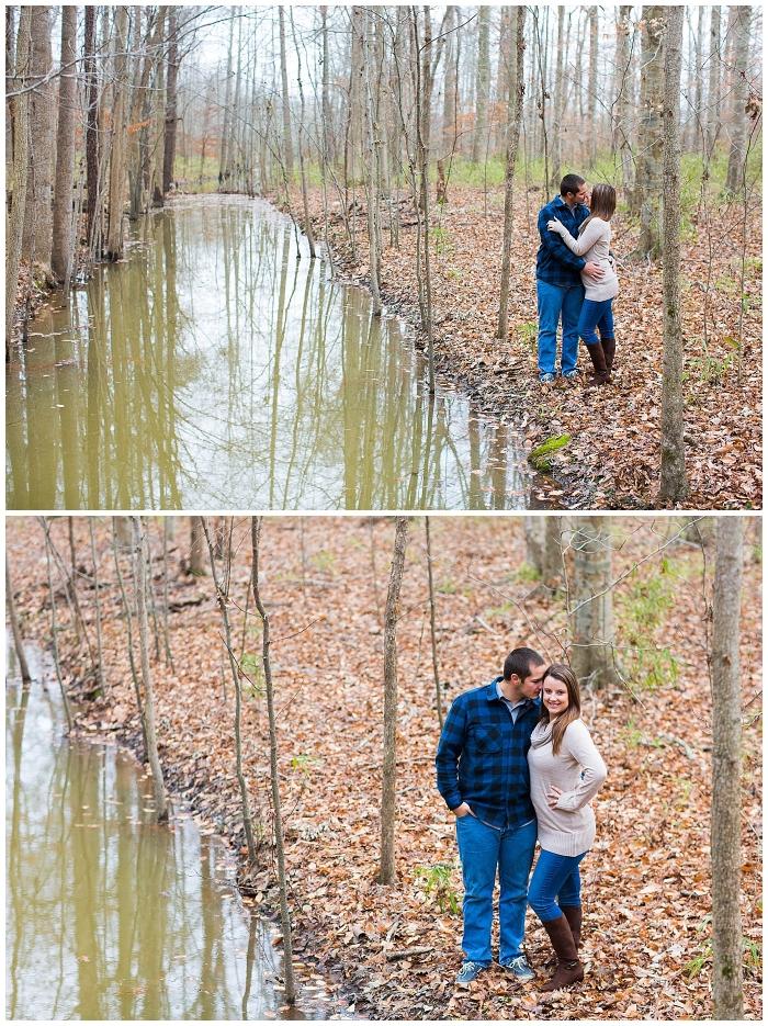 Felicia & Blake | West Neck Park Engagement