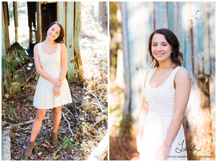 Kasey is a Senior!! | Pungo Senior Session