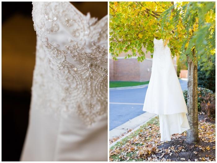 Nicole & Eric | Mariners Museum Fall Wedding