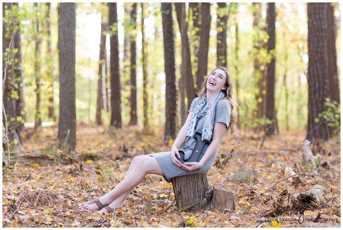 Jessie is a Senior | Red Wing Park Senior session