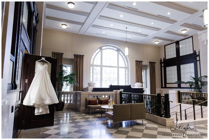 Kelsey & Nicholas   John Marshall Ballroom Wedding