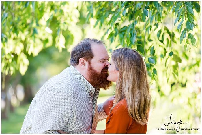 Emily & Hogan   Cape Charles Engagement session